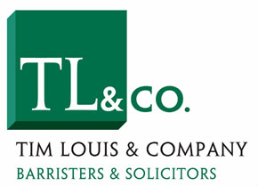Tim Louis & Company Law Logo