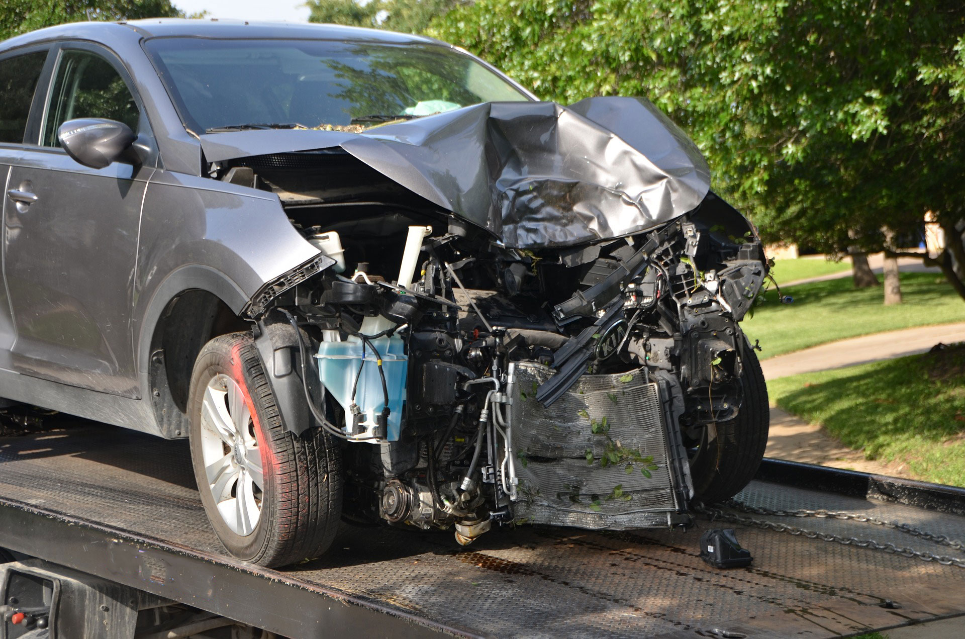 personal injury lawyer is needed after a car accident