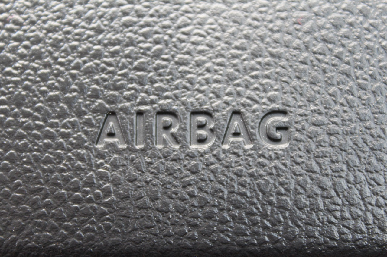 Airbag Sign   Tim Louis & Company Law in Vancouver